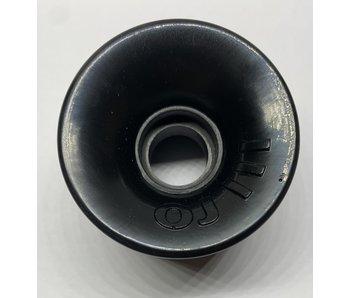 OJ Hot Juice Black 78A 60MM Cruiser Wheels