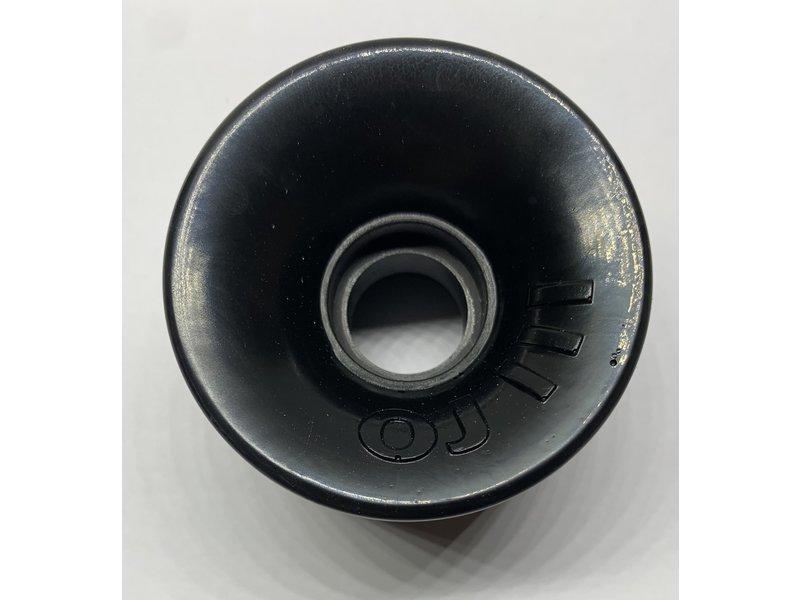 OJ Wheels OJ Hot Juice Black 78A 60MM Cruiser Wheels