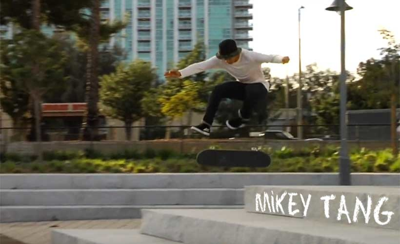 Rhythm Archives: Mikey Tang at San Pedro 3 Block