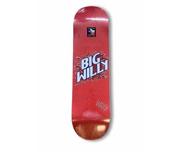 Willy Skate Co. Big Willy Deck