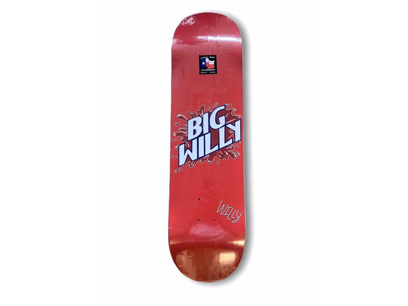 Willy Skate Co. Willy Skate Co. Big Willy Deck