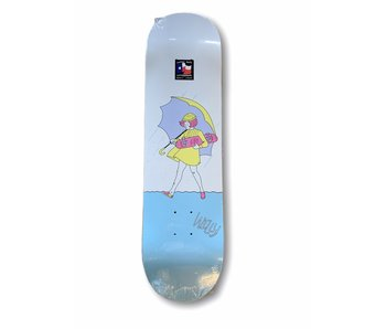 Willy Skate Co. Drip Drop Deck