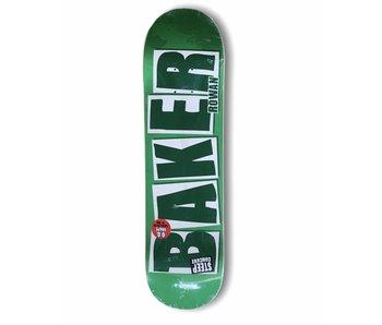 Baker Rowan Brand Name Green 7.87 Deck