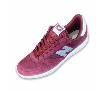 New Balance Numeric 440 Burgundy/Grey Shoes