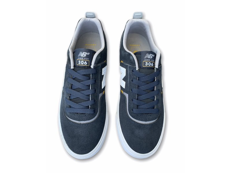 New Balance New Balance Jamie Foy 306 Dark Navy/Yellow Shoe