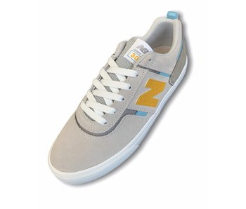 New Balance Jamie Foy 306 Grey/Yellow Shoe