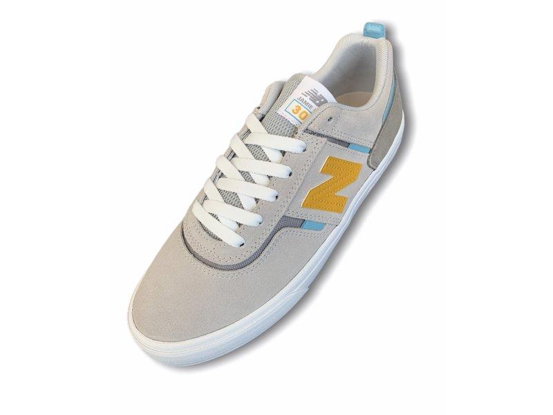 New Balance New Balance Jamie Foy 306 Grey/Yellow Shoe