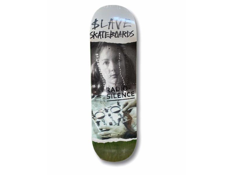 Slave Slave Team Radio Silence 9.0 Deck