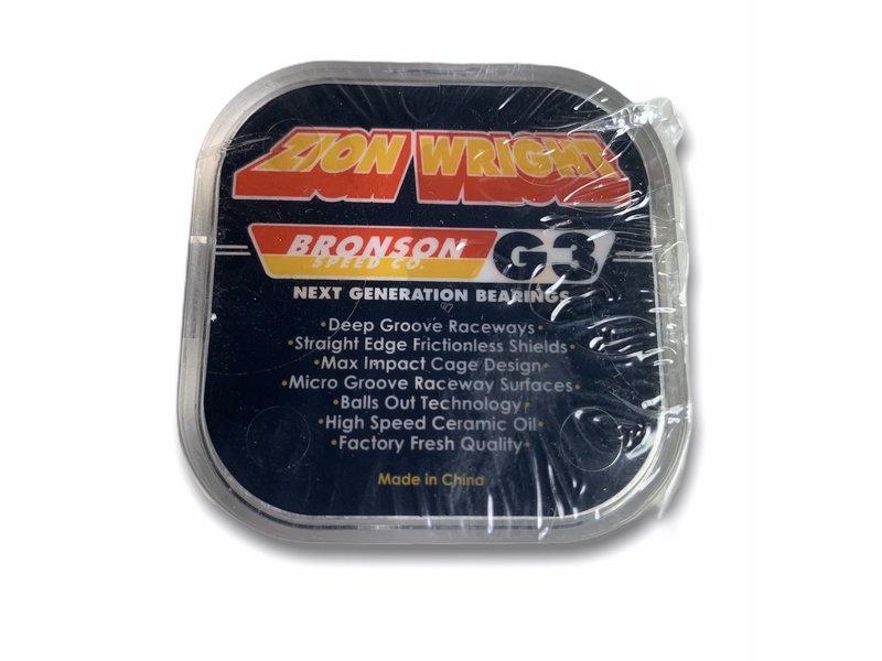 Bronson Speed Co. Bronson G3 Zion Wright Pro Bearings