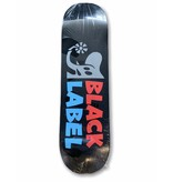 BLACKLABEL Black Label Elephant Sector Grey 8.5 Deck