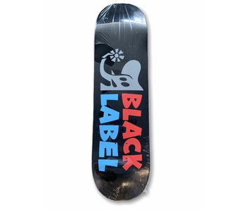 Black Label Elephant Sector Grey 8.5 Deck