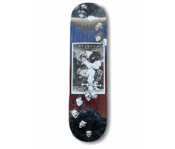 Madness Captivity Slick 8.125 Deck