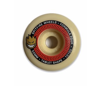 Spitfire F4 Tablets 101A 52MM Wheels