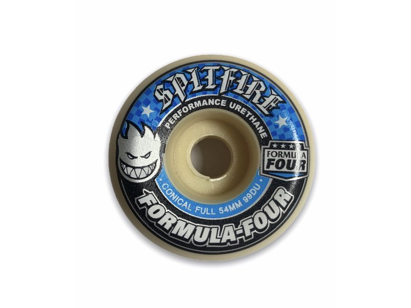 Spitfire Spitfire F4 Conical Full 99A 54MM Wheels