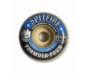 Spitfire F4 Conical Full 99A 53MM Wheels
