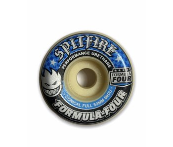 Spitfire F4 Conical Full 99A 52MM Wheels