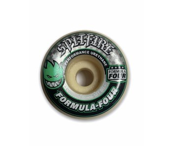 Spitfire F4 101A Conical Green 56MM Wheels