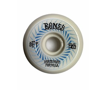 Bones Spines Sidecut P5 SPF 58MM Wheels