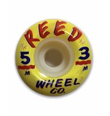 Reed Wheels Reed Wheels Hand Lettered 101A 53MM Wheels