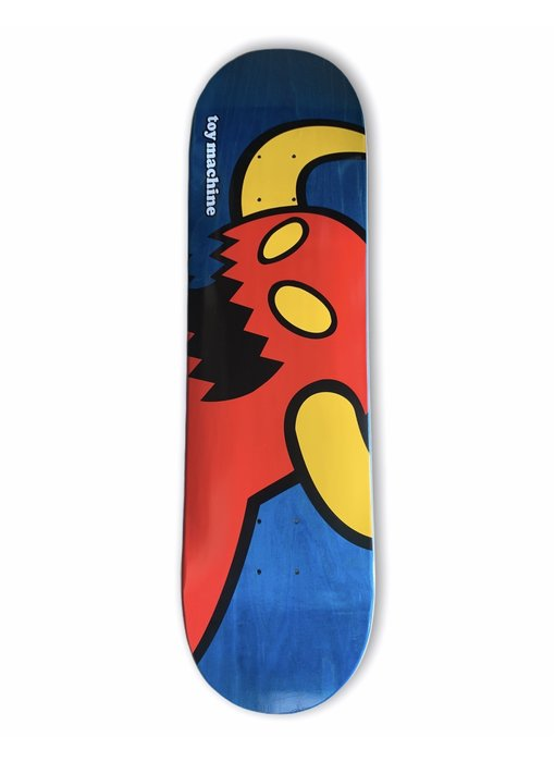 Toy Machine Vice Monster Blue 8.38 Deck
