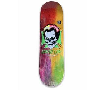 Birdhouse David Loy Skull Rainbow 8.38 Deck
