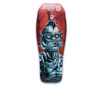 Super 8 Gillman Devilfish Shaped 10.0 Deck