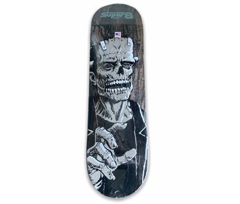 Super 8 Adam  Ghost 9.0 Deck