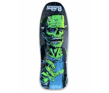Super 8 Adam Shaped 9.75 Deck