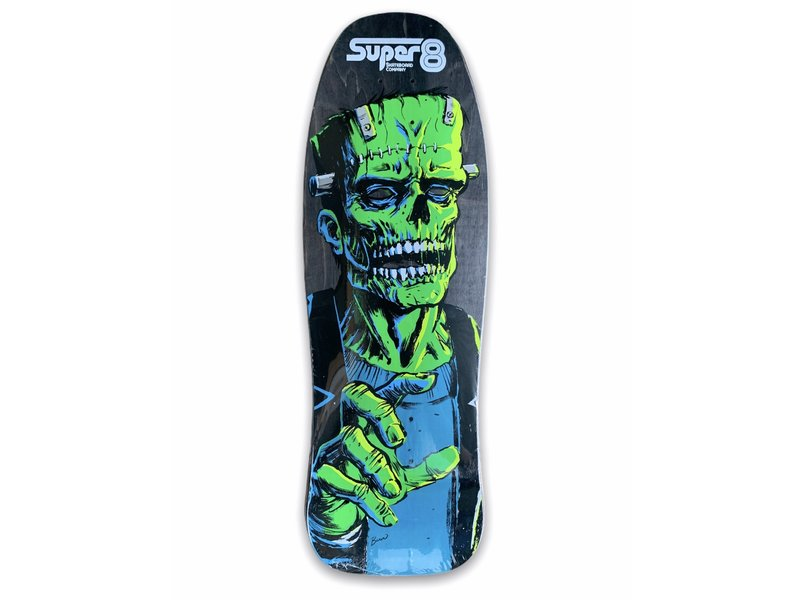 Super 8 Super 8 Adam Shaped 9.75 Deck