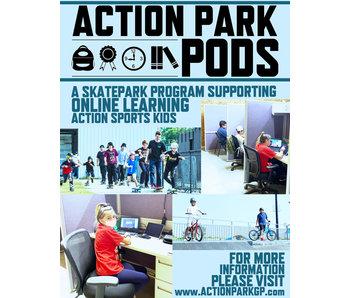 ACTION PARK PODS