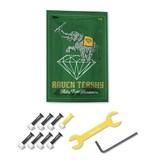 "Diamond Diamond Yellow Raven Tershy Pro 7/8"" Hardware"