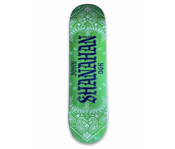 DGK Colors Shanahan Deck 8.0