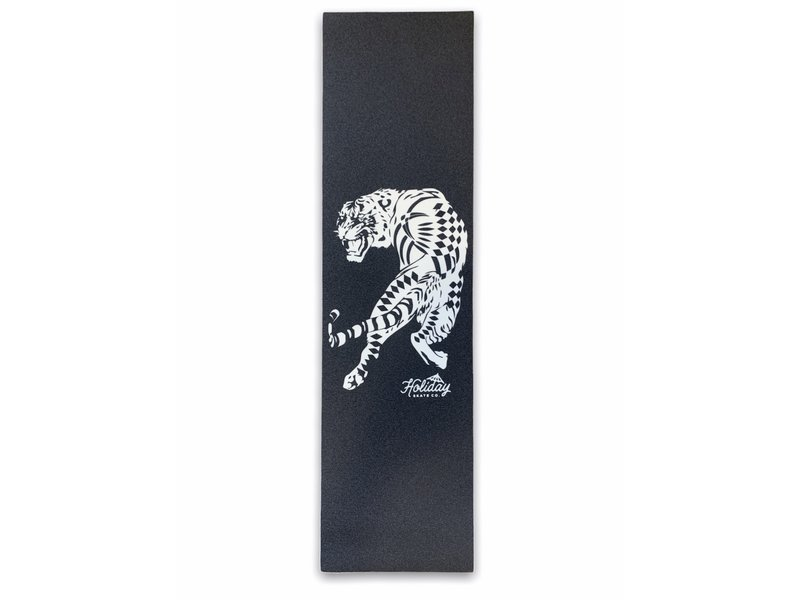 Holiday Skate Co. Holiday Tiger Clear Griptape