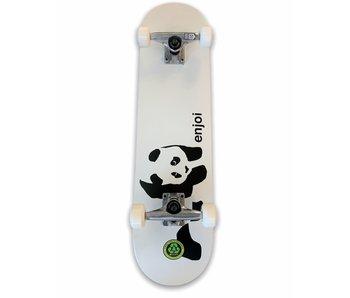 Enjoi Panda White 7.75 Complete