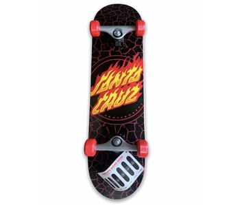 Santa Cruz Flame Dot 8.0 Complete
