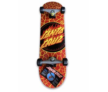Santa Cruz Flame Dot 8.25 Complete