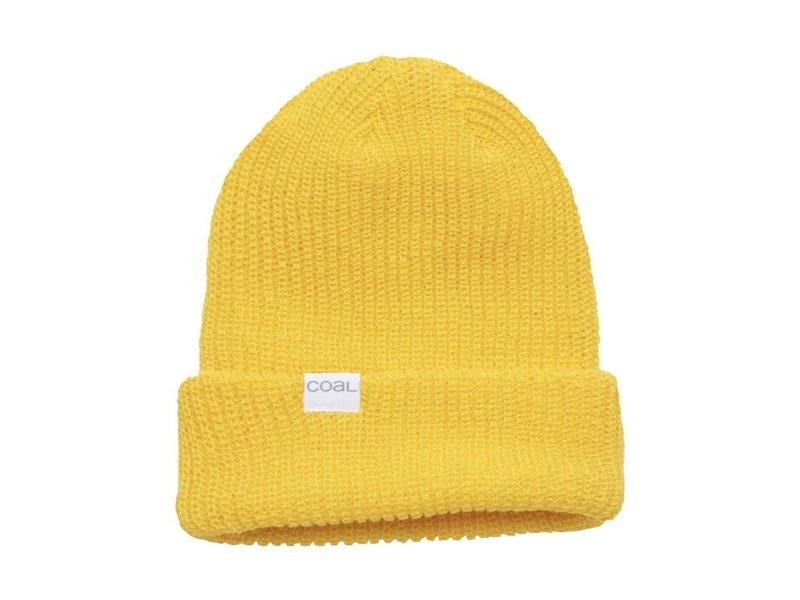 Coal Headwear Coal Stanley Yellow Beanie