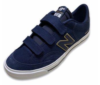 New Balance X Primitive 212 Navy/Gold Shoes