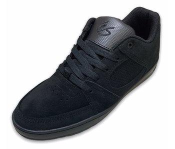 Es Accel Slim Black/Black Shoes