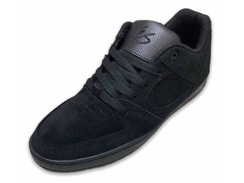Es Es Accel Slim Black/Black Shoes