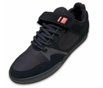 Es Accel Plus Ever Stich Black Shoes