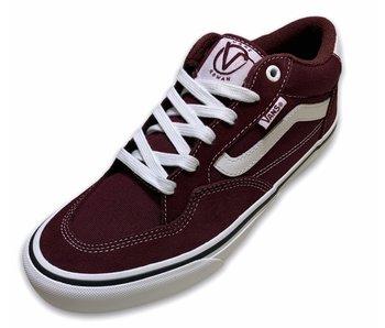 Vans Rowan Pro Port/White Shoes