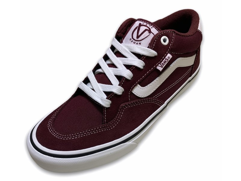 Vans Vans Rowan Pro Port/White Shoes