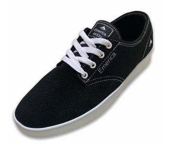 Emerica The Romero Laced Black/White Shoes