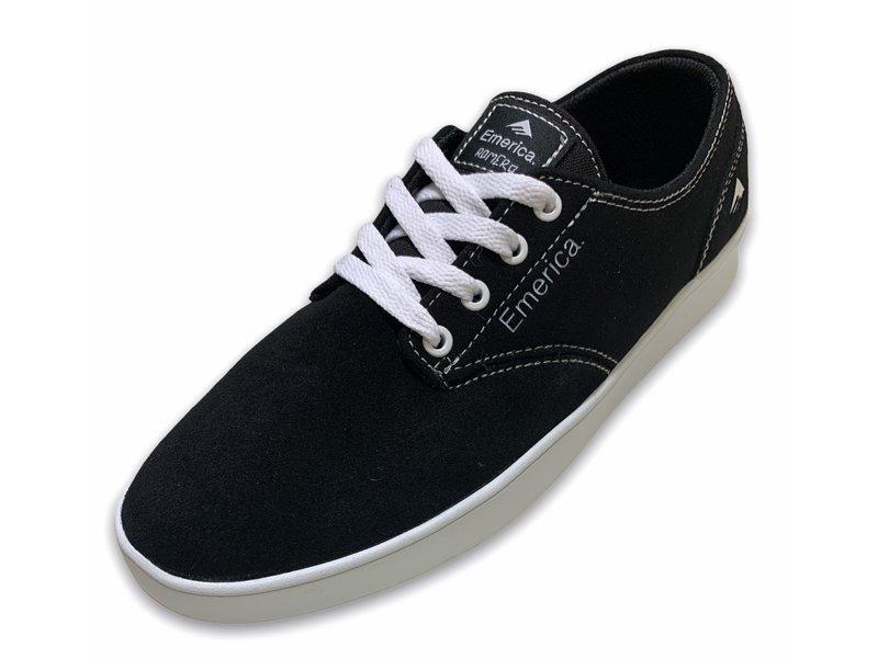 Emerica Emerica The Romero Laced Black/White Shoes
