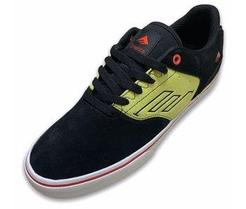 Emerica Low Vulc Black/Green Shoe