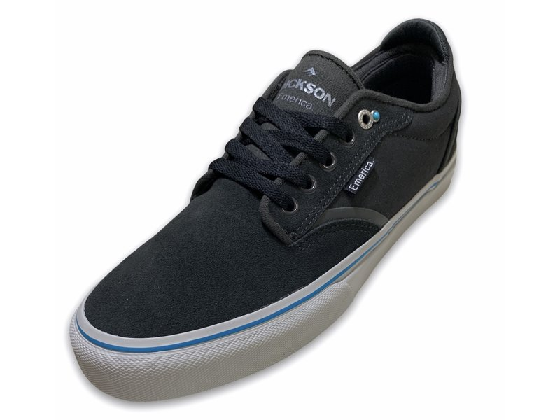 Emerica Emerica Dickson Grey/Blue Shoe