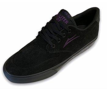 Lakai X Black Sabbath Riley 3 Black Suede Shoes