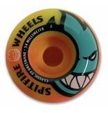 Spitfire Spitfire Bighead Neon Orange/Yellow 99A 54MM Wheels