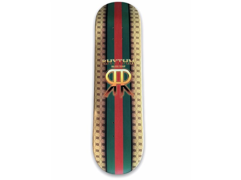 Rhythm Skateshop Rhythm Gucci Tan 8.25 Deck